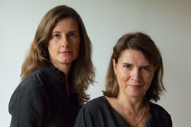 Emmanuelle FERRARI et Françoise SANCE